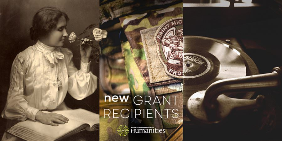 MAB Receives Third NEH Grant