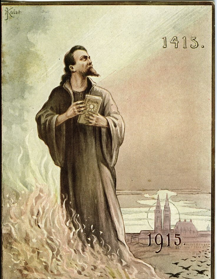 Digital Collections Spotlight #9: Jan Hus