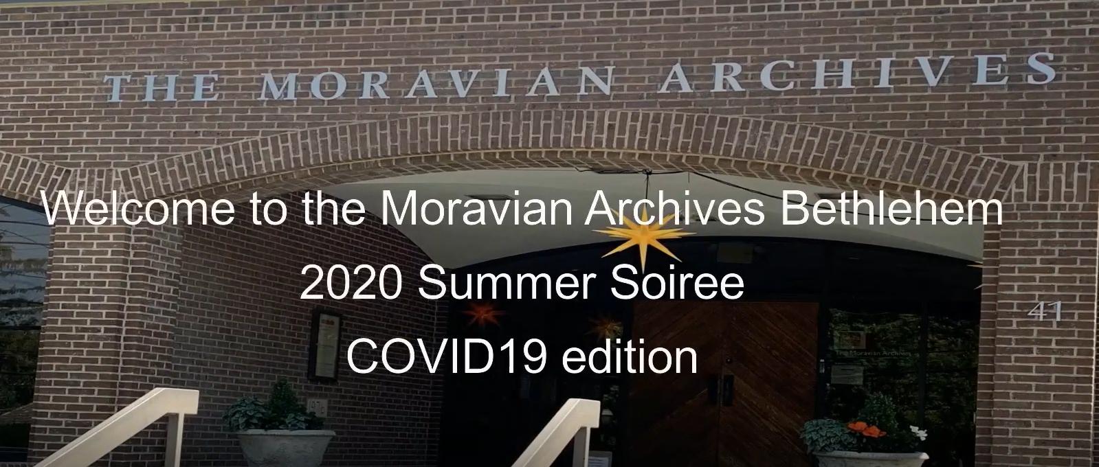 Summer Soirée 2020 COVID edition
