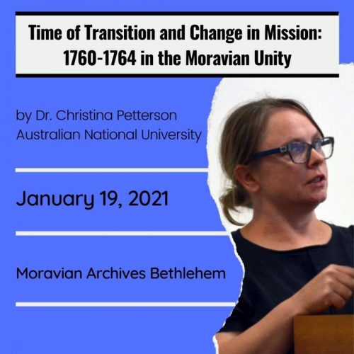 Christina Petterson Lecture Recording Now Available