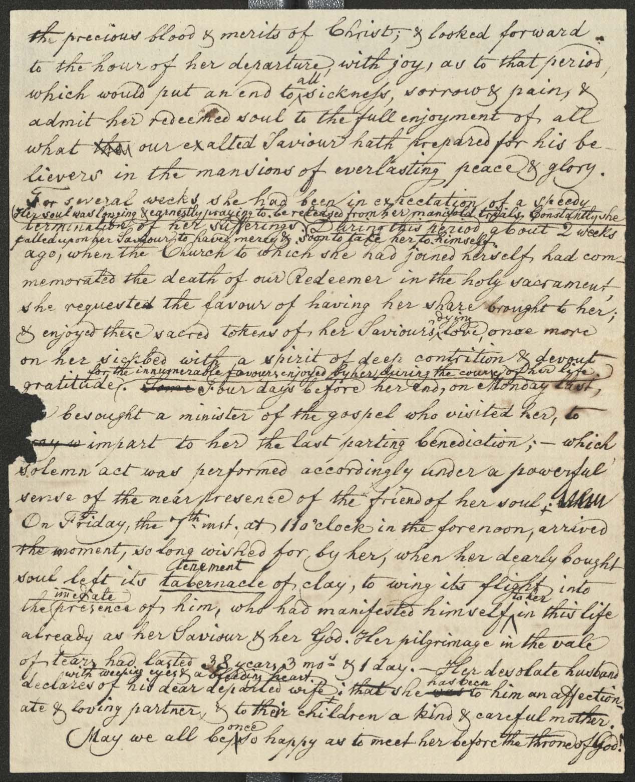 Memior of Catharine Demuth (1784-1823) pg 2